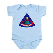 Apollo 8 Mission Patch Infant Bodysuit