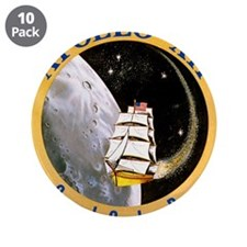 "Apollo 12 Mission Patch 3.5"" Button (10 pack)"