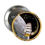 Apollo 12 Mission Patch 2.25&quot; Button (10 pack)