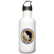 Apollo 12 Mission Patch Water Bottle
