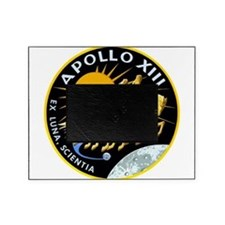 Apollo 13 Mission Patch Picture Frame