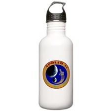 Apollo 14 Mission Patch Water Bottle