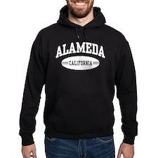 Alameda California Hoodie