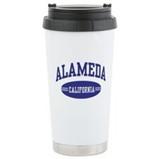 Alameda California Ceramic Travel Mug