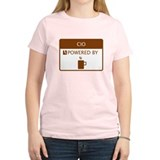CIO Powered by Coffee T-Shirt