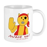 Avast ye! Mug