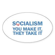 Socialism Decal