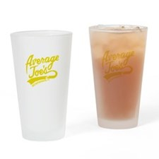 AJ's Yellow Drinking Glass