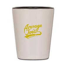 AJ's Yellow Shot Glass