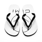 CEMI Logo Flip Flops