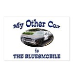 Bluesmobile Postcards (Package of 8)