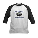 Bluesmobile Kids Baseball Jersey