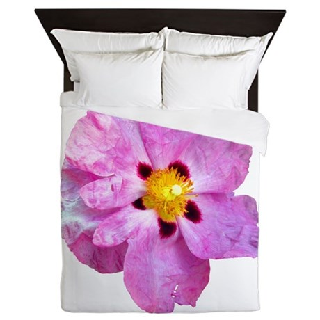 Spot Flower Queen Duvet