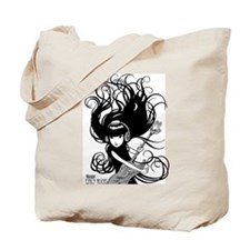 Hair Metal Tote Bag