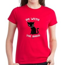 I'm with the Band Women's Dark T-Shirt