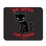 I'm with the Band Mousepad