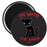 I'm with the Band Magnet