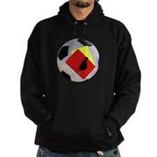 Football- cards-whistle Hoodie