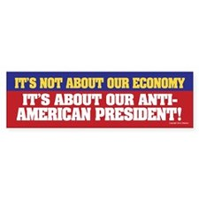 Anti-Obama Car Sticker