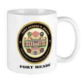 Fort Meade with Text Small Mug