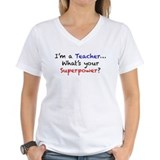 Unique Teacher Shirt