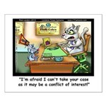 Greatest Feline Lawyer: Fluffy Cohen, Attorney At