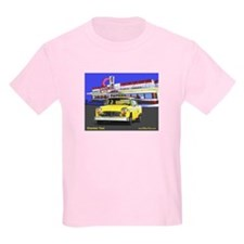 Checker Taxi Kids T-Shirt