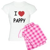 I heart pappy  Pyjamas