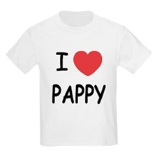 I heart pappy T-Shirt