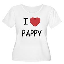 I heart pappy T-Shirt