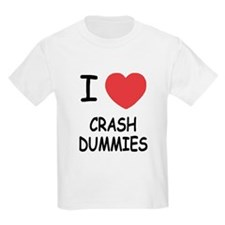 I heart crash dummies T-Shirt