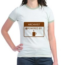 Archivist Powered by Coffee T