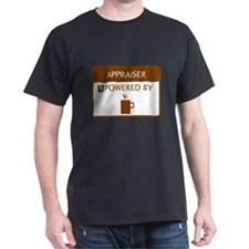 Appraiser Powered by Coffee T-Shirt