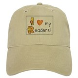 I Love My Readers! Baseball Cap