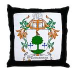 O'Concannon Coat of Arms Throw Pillow