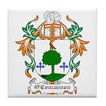 O'Concannon Coat of Arms Tile Coaster