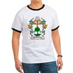 O'Concannon Coat of Arms Ringer T