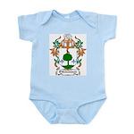 O'Concannon Coat of Arms Infant Creeper