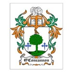 O'Concannon Coat of Arms Small Poster