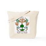 O'Concannon Coat of Arms Tote Bag