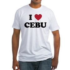 I Love Cebu Shirt