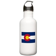 Colorado State Flag Water Bottle