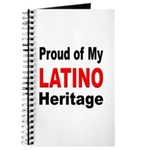 Proud Latino Heritage Journal