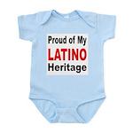 Proud Latino Heritage Infant Creeper