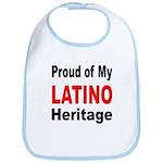 Proud Latino Heritage Bib