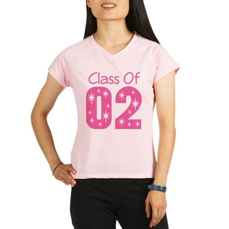 Class of 2002 Performance Dry T-Shirt