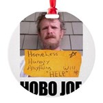 Hobo Joe Round Ornament