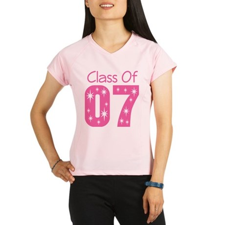 Class of 2007 Performance Dry T-Shirt