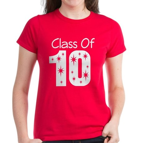 Class of 2010 Women's Dark T-Shirt