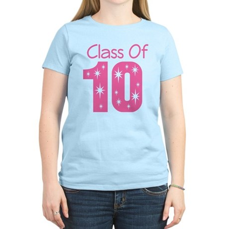 Class of 2010 Women's Light T-Shirt